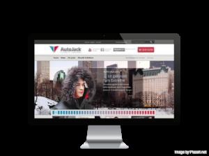 online marketing und seo für аuto jack funktionsjacken