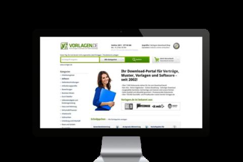 internet marketing und seo für vorlagen.de