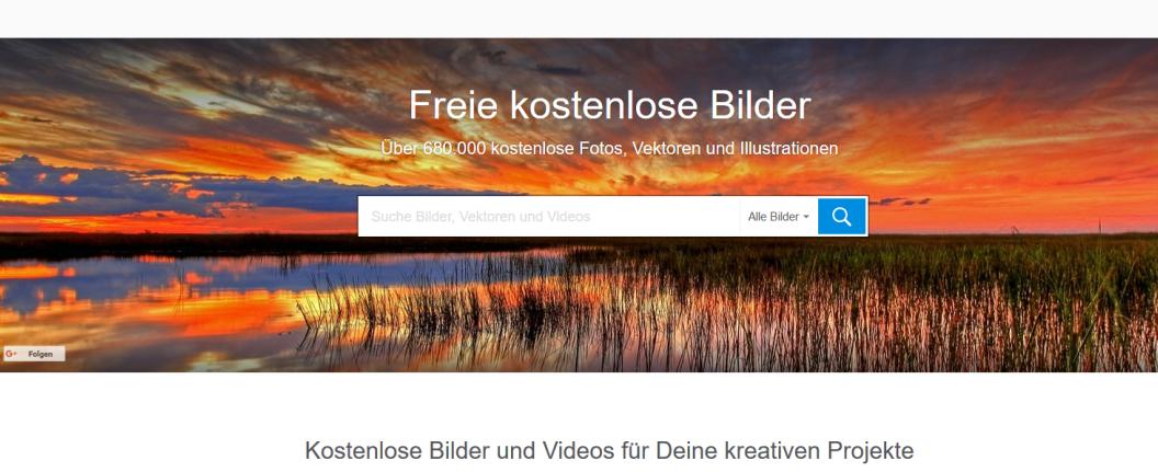 Backlink-Aufbau mit kostenlosen Bildern